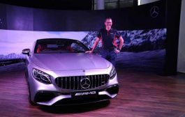 Mercedes-Benz bolsters the Dream Car segment, launches the Mercedes-AMG S 63 Coupé