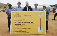 FAURECIA BREAKS GROUND FOR NEW PLANT in KIA MOTORs INDIA's VENDOR PARK