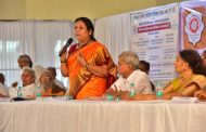 Spreading Awareness Against ELDERS' ABUSE at Punyadham Ashram