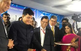 Hon'ble Finance Minister Shri Piyush Goyal inaugurates India Infrastructure Expo 2018 at the NCPA, Mumbai