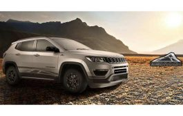 'Bedrock' Limited Edition Marks 25,000 Sales of the Made in India Jeep® Compass