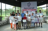 "Ferrero ties up with Poona Golf Course to promote ""Joy of Moving"""
