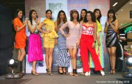 MYRRA BAKSHI, SHOWCASED HER SPRING SUMMER COLLECTION OF