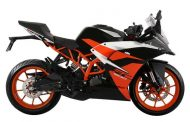 KTM introduces Black Color Variant for RC 200