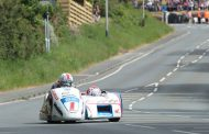Blistering pace from Birchalls clinches Locate.im Sidecar TT Double