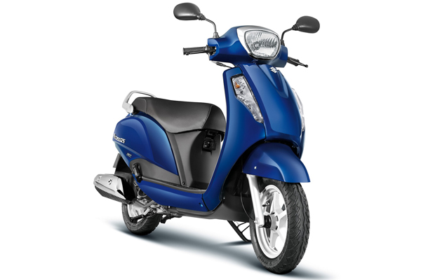 Suzuki Motorcycle India introduces Access 125 with Combined Braking System (CBS); also unveils new Access Special Edition