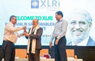 XLRI Holds Interactive Session with Prof. Anil D Sahasrabudhe, Chairman, AICTE