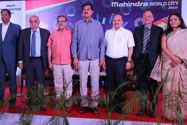 Mahindra World City, Jaipur announces inauguration of its Multi-product Special Economic Zone