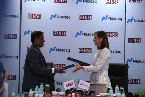 National Stock Exchange Of India Nse Signs Post Trade Technology
