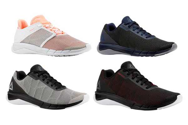 Speed running made easy with Reebok's FAST Flexweave