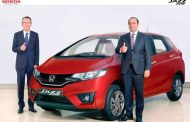 Honda Cars India launches New Honda Jazz 2018