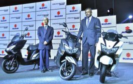 SUZUKI BURGMAN STREET – THE SPECIAL ONE, LAUNCHED IN INDIA