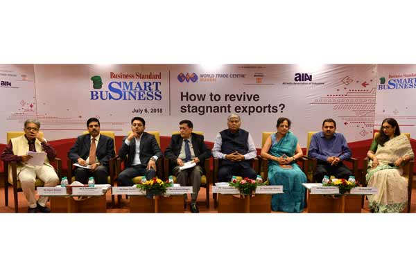 """India needs to create an export culture"", say experts"