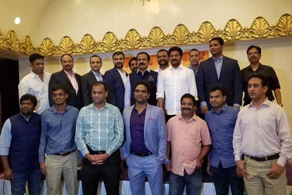 Indian National Overseas Congress hosts Telangana Congress Leaders in New Jersey