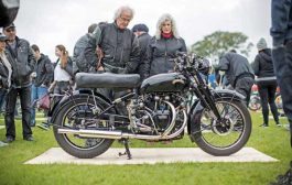 Show and Shine Competition comes to Classic TT 2018
