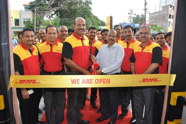 DHL Express opens service center in Madurai; its ninth facility in Tamil Nadu