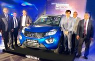 Tata Motors launches Tata Nexon in Sri Lanka