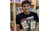 Ankit Fadia, the ethical hacker, turns to fiction writing and launchesIndia's first hacking themed thriller 'The Casino Job' published by Amazon
