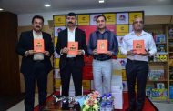 Yogi on Dalal Street book launched at Crossword book store