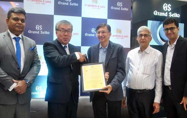 GRAND SEIKO LUXURY WATCH BRAND NOW AT PUNE'S ICONIC CT PUNDOLE & SONS
