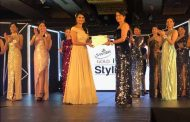 SHIMONA NATH WINS THE TITLE FOR THE 5th EDITION OF SANTOOR GOLD FEMINA STYLISTA SOUTH 2018