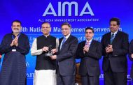 Bharat Forge awarded AIMA Managing India Awards – Indian MNC of the Year