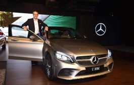 Mercedes-Benz India launches the sportiest and most dynamic C-Class of all time