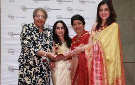 Alpana Kirloskar honoured with IWEC Award in Shanghai, China