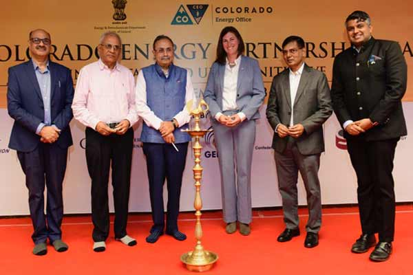The U.S.-India State and Urban Initiative announces a historic partnership between Colorado and Gujarat