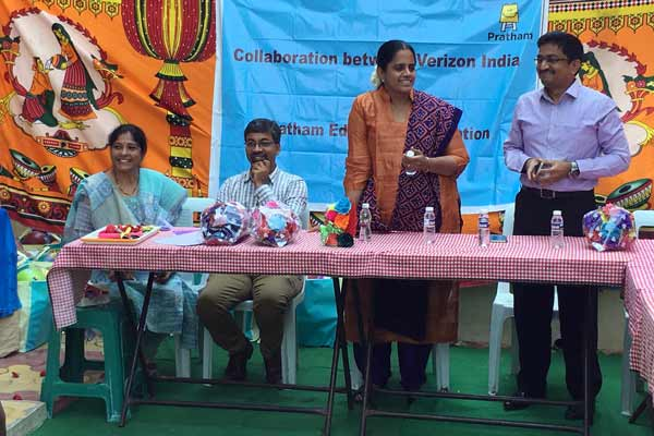 Pratham partners with Verizon India to better 'Early Years' education for 2000 students in Telangana