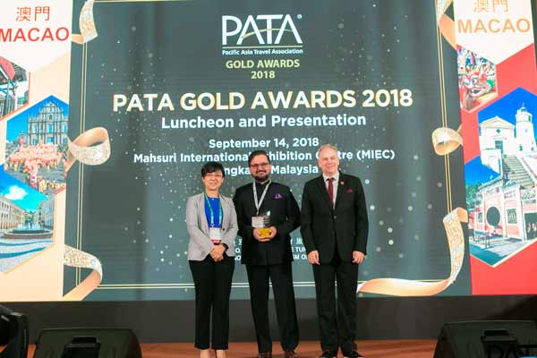 Cox & Kings' Travel Brochure wins PATA Gold Awards 2018