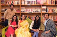 Author Preeti Singh Rajput launched her new book 'Life Beyond The Clouds'