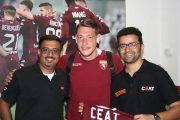 CEAT inks Official Partnership with Torino F.C.