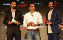 GCPL LAUNCHES CINTHOL'S ALL NEW MEN'S GROOMING RANGE