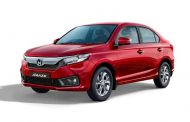 Honda's All New Amaze crosses 50,000 sales mark in 5 months