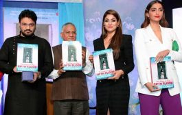 Sonam Kapoor released Raisha Lalwani's debut novel 'The Diary on the Fifth Floor'