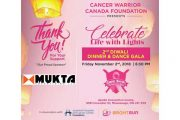 2ND ANNUAL CANCER WARRIOR FOUNDATION DIWALI DINNER AND DANCE GALA.