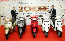 2 Crore plus Honda Activa - Love is Growing