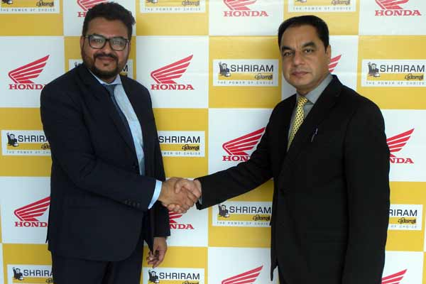 Honda Motorcycle and Scooter India extends partnership with Shriram Automall India Ltd (SAMIL) to cater used-2wheeler market