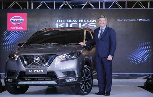 First look of the New Nissan KICKS