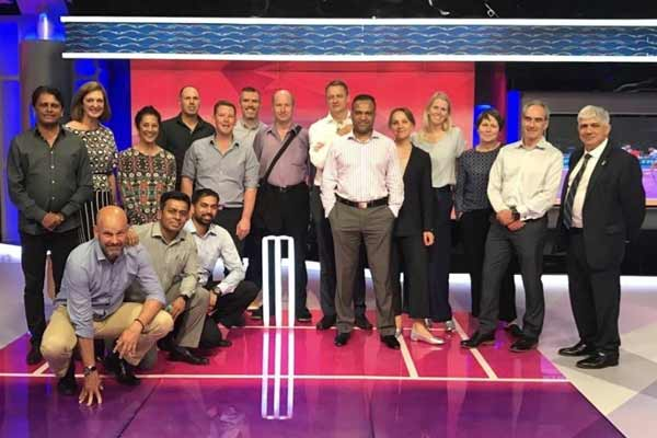 Victoria leads in second Sports Technology Mission to India this year