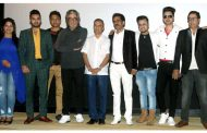 Shakti Kapoor launched the trailer and music of his film The Journey of Karma at The View, Andheri