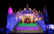 Diwali and Annakut Celebrated at BAPS Shri Swaminaryan Mandirs across North America