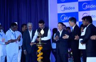 Midea Group lays the foundation stone for Technology Park in Maharashtra, India, with a new investment of ₹1,350 Crore; supports 'Make in India' initiative