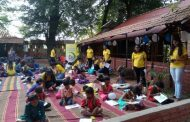 LPF celebrated children's day with Punarutthan Samarasta Gurukulam