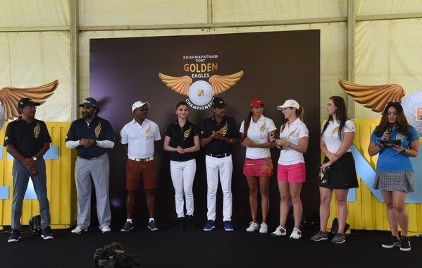 Krishnapatnam Port hosts 4th edition of Golden Eagles Golf Championship in Pune