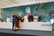 Chief Guest Shri Venkaiah Naidu, Hon'ble Vice President of India Felicitates 41st Jamnalal Bajaj Foundation Award Winners