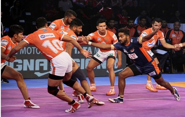 Vivo Pro Kabaddi League Season 6: Puneri Paltan lose to Bengal Warriors 22 – 26