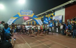 Over 16,000 runners make the inaugural run of Bajaj Allianz Pune Half Marathon the largest marathon in India