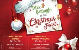 Countdown to Christmas with Hotel Sahara Star's exhilarating offers